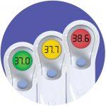 Thermomètre frontal AVANTEK sans contact infrarouge
