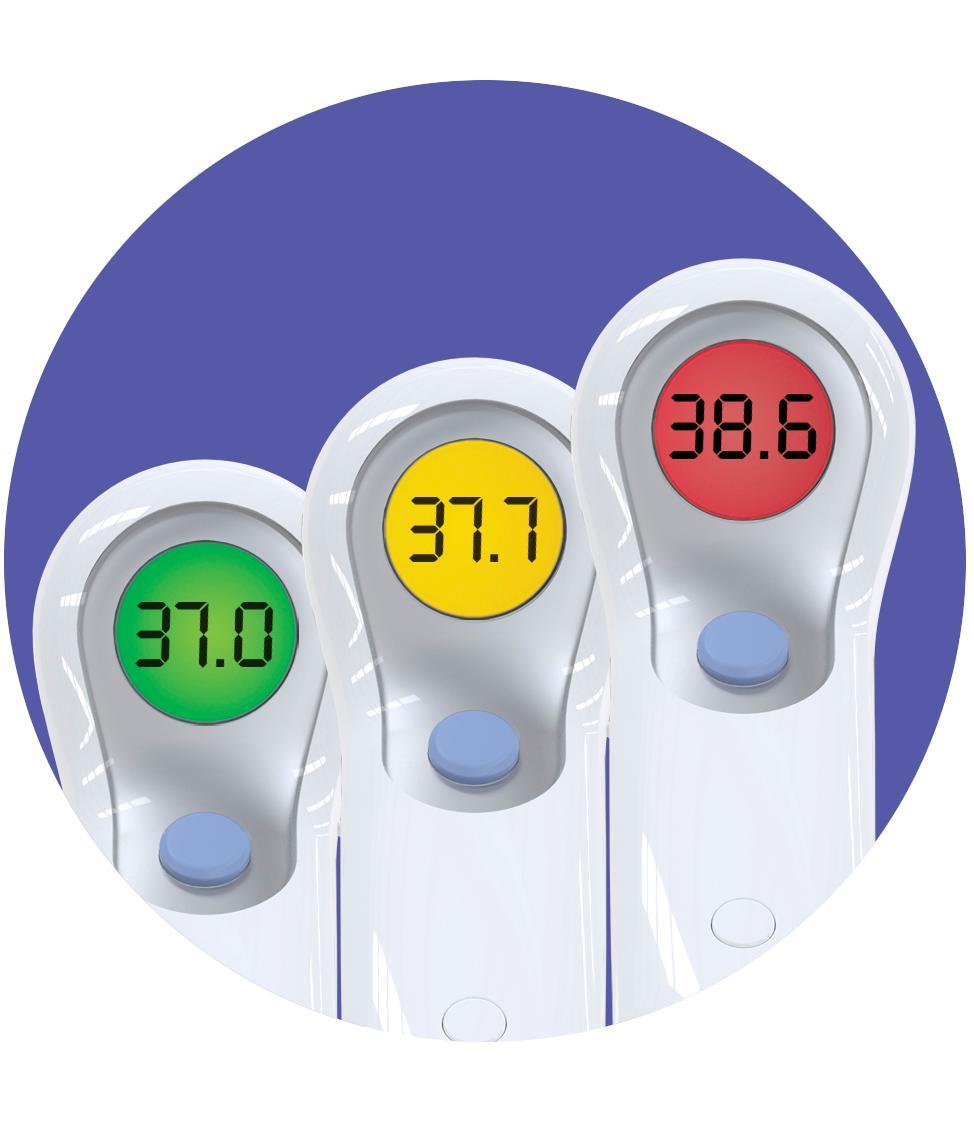 Thermomètre frontal AVANTEK image