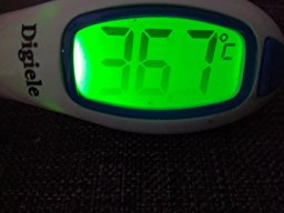 Thermomètre Numérique Médical DigiELE présentation
