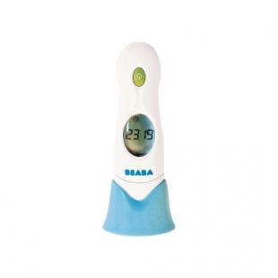 Thermomètre Béaba Exacte4 en 1 présentation